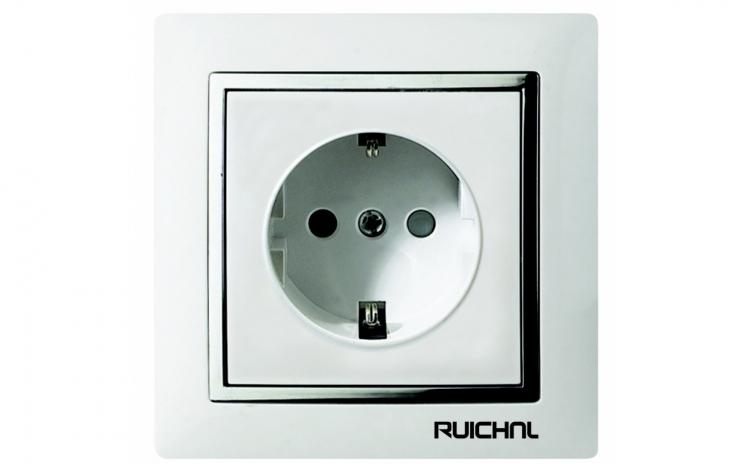 Priza simpla Ruichnl TLRC-3611