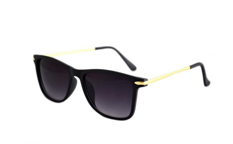 Ochelari de soare Wayfarer V Mov inchis