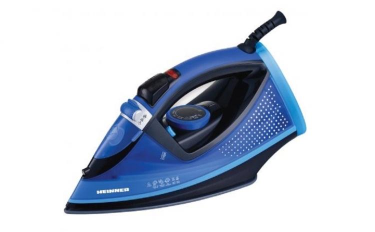 Imagine indisponibila pentru Fier de calcat Heinner Lollitte HSI-2400LT, 2400 W, talpa ceramica, albastru