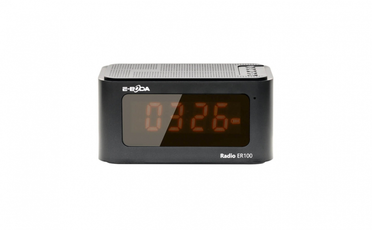Radio cu ceas E-BODA