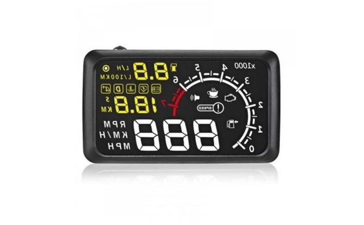 Display pentru afisarea vitezei pentru