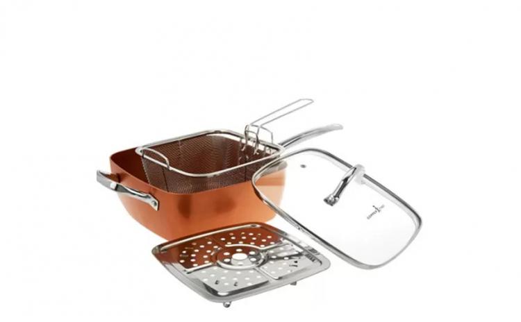 Super Copper - Tigaia multifuncțională