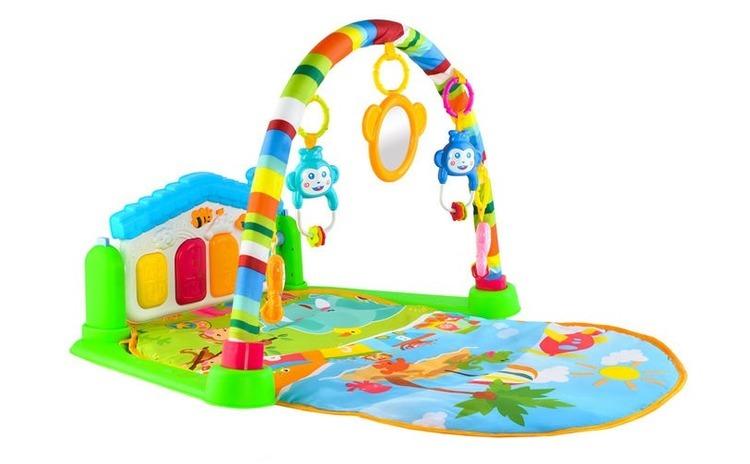 Spatiu de joaca pentru copii, Melodii