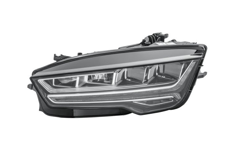 Far led stanga, Audi A7, 2014-2018,