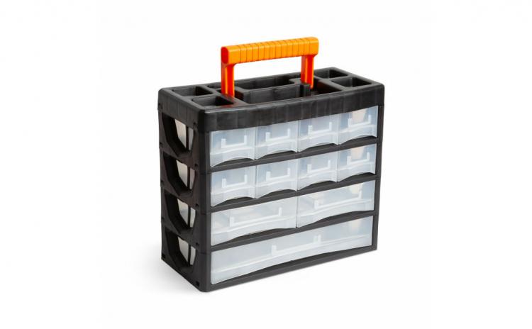 Organizator portabil pentru  accesorii