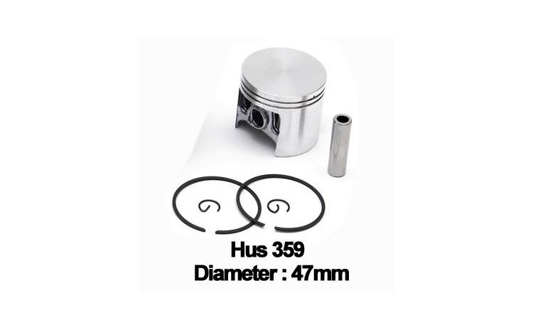 Piston complet Husqvarna 359 (47mm) -