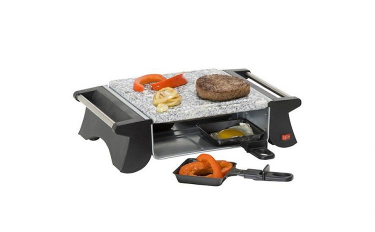Aparat/Gratar cu piatra Raclette