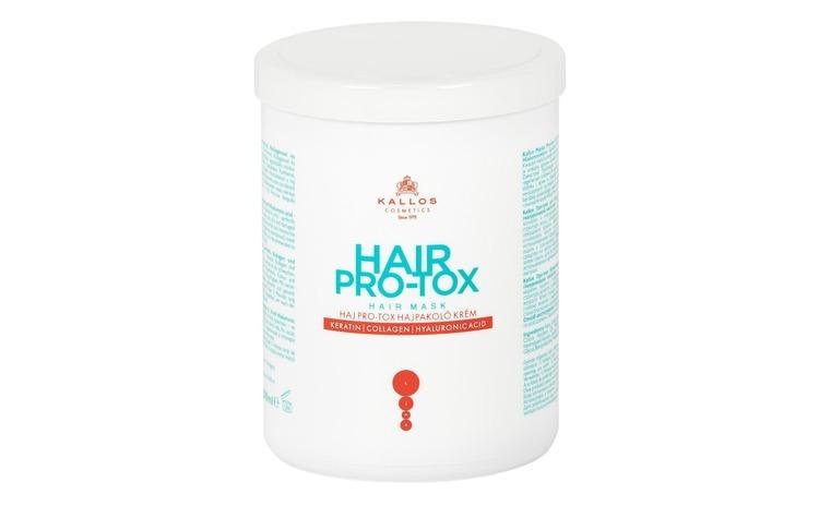 Mască de păr pro-tox cu cheratină,