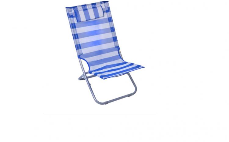 Scaun pliabil de plaja
