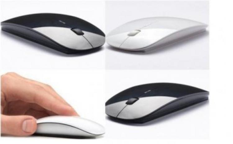 Mouse Slim Wireless design Apple USB