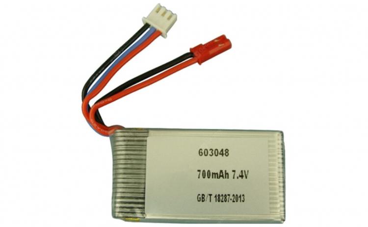 603048 Acumulator Li-Po -7.4V-700mah