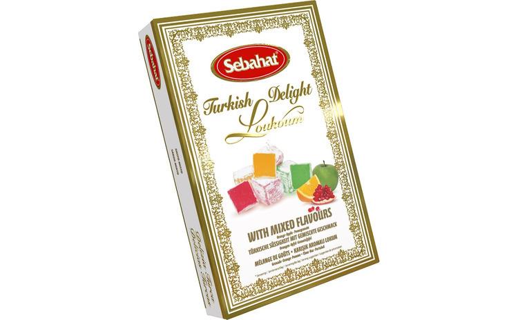 Desert turcesc mixt Turkish Delight 250g