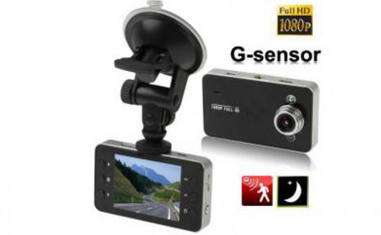Camera auto K6000