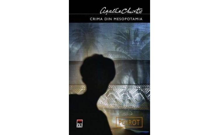 Crima in Mesopotamia, autor Agatha