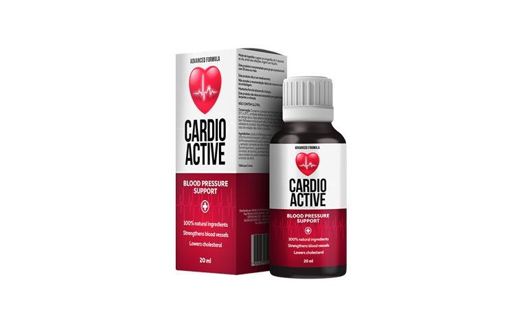 CardioActive – pentru curatarea vaselor