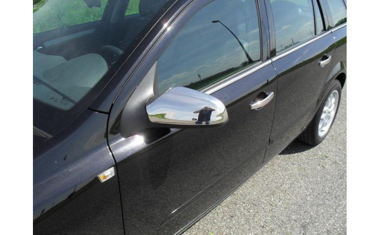 Ornamente crom pentru oglinda Opel Astra
