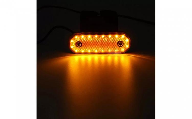 Lampa led cu angel eyes tip neon