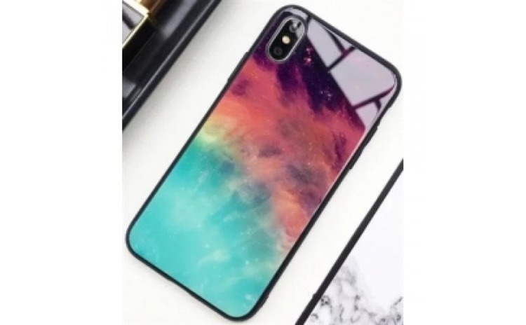 Husa Glass Case-Galaxy 2 iPhone 6/6s