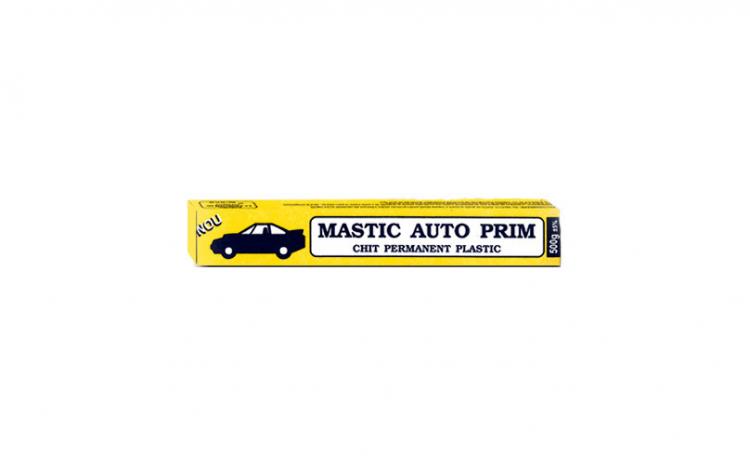 Mastic auto FIR 450gr. - NEGRU