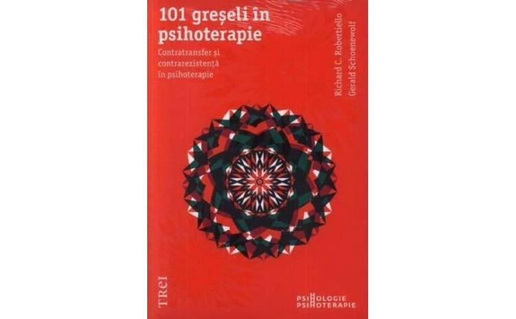 101 greseli in psihoterapie, autor