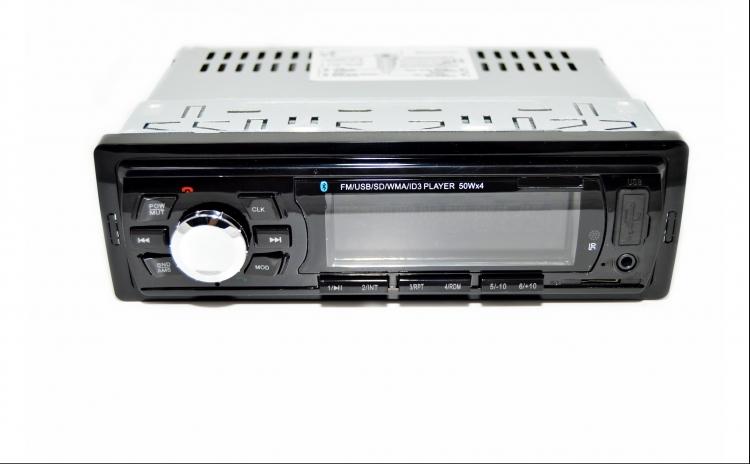 Radio MP3 player auto, 50Wx4 cu SD, USB, AUX, RCA, Bluetooth