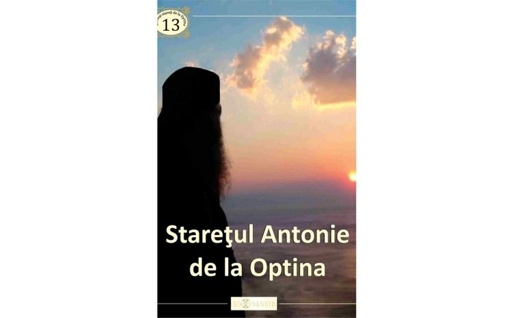 Starețul Antonie de la Optina
