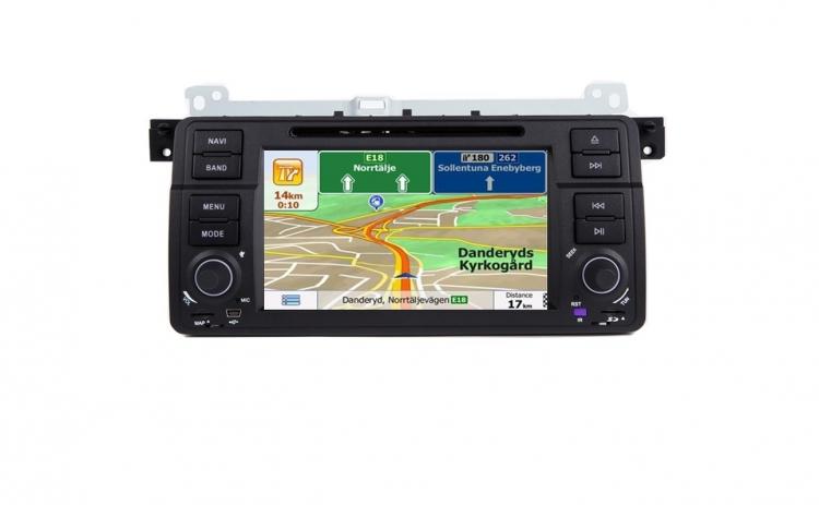Navigatie dedicata cu Android, pentru Bmw E46, Rover 75