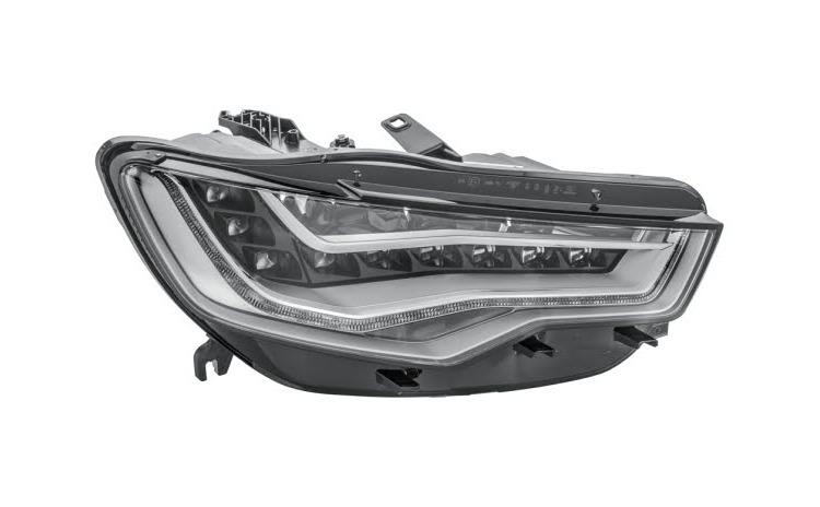 Far cu led (Matrix) , Audi A6 C7,