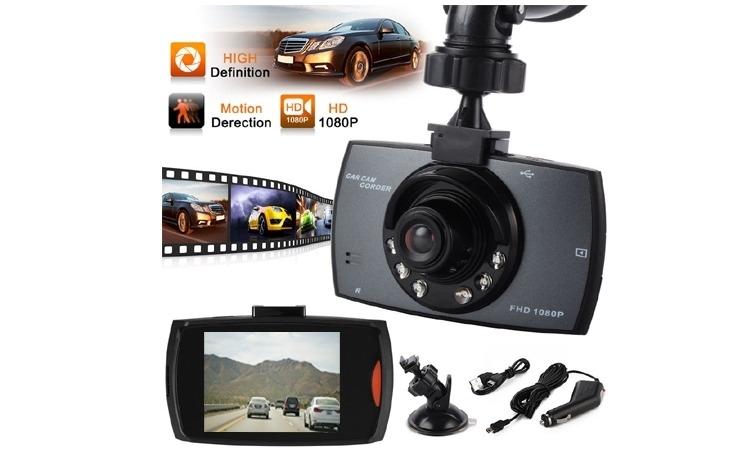 Imagine indisponibila pentru Camera video auto digitala DVR Full HD