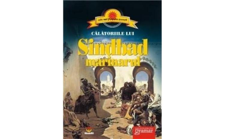 Calatoriile lui Sindbad marinarul, autor Fara Autor