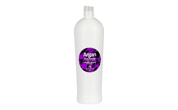 Şampon cu parfum de ulei de argan –