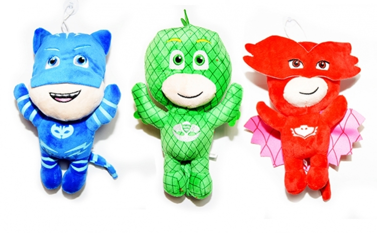 Eroii in Pijamale: Set 3 jucarii