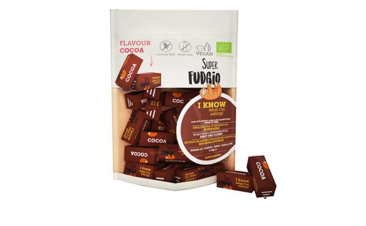 Caramele bio   aroma cacao 150g