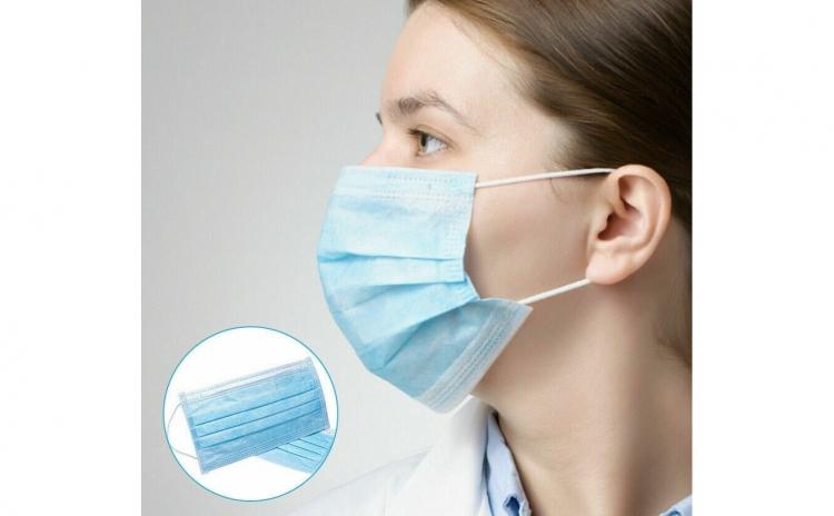 50 Masti medicale de protectie BFE>99%