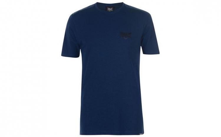 Imagine indisponibila pentru Tricou barbati Everlast Logo Blue