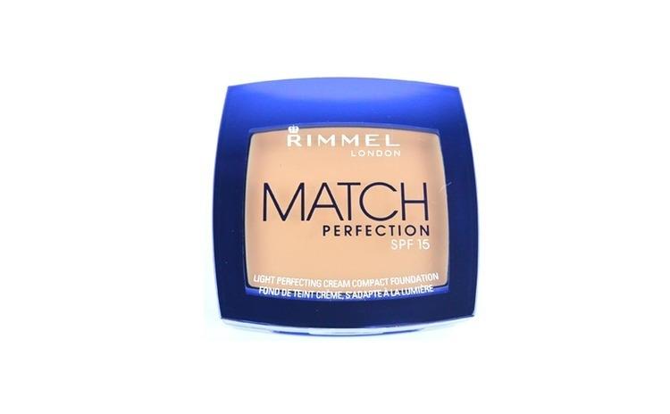 Fond de ten cremos Rimmel Match