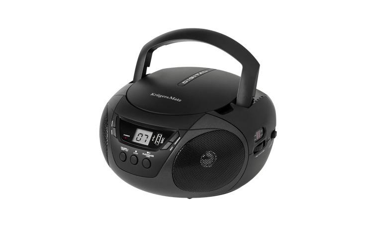 RADIO CD PLAYER USB SD KRUGER&MATZ