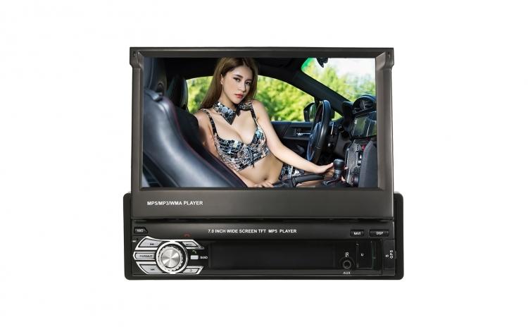 Dvd auto mp5 player cu navigatie