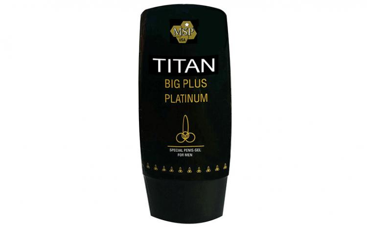 TITAN Big Plus Gel
