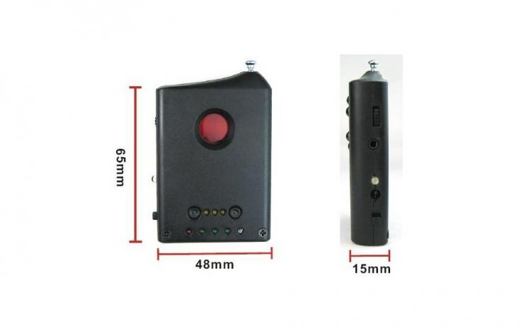 Detector Universal de Camere Ascunse