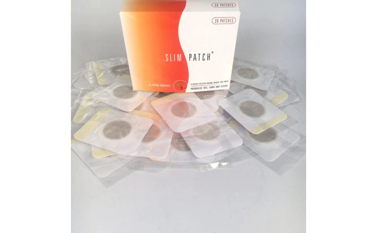 Set 30 plasturi pentru slabit Slim Patch