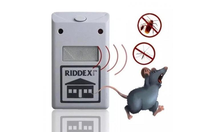 SET: 2x Aparat anti-daunatori Riddex