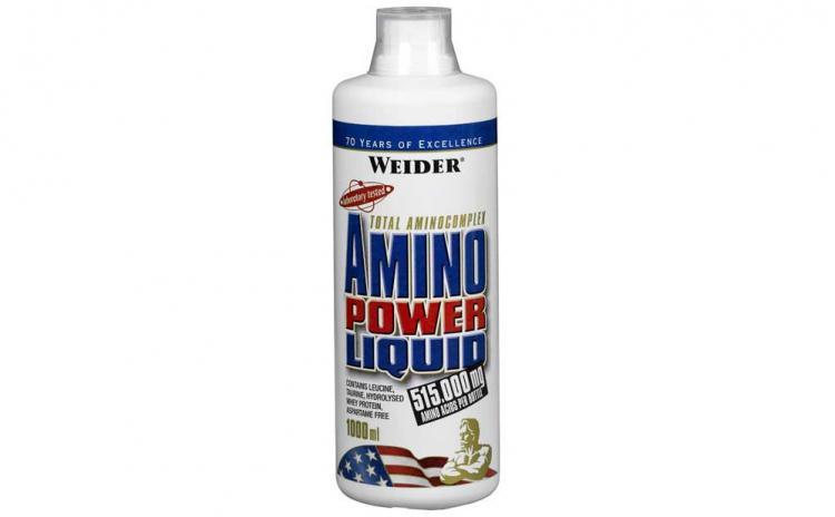 Amino Power Liquid - weider- 1L