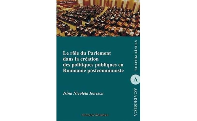 Le role du parlement , autor Irina