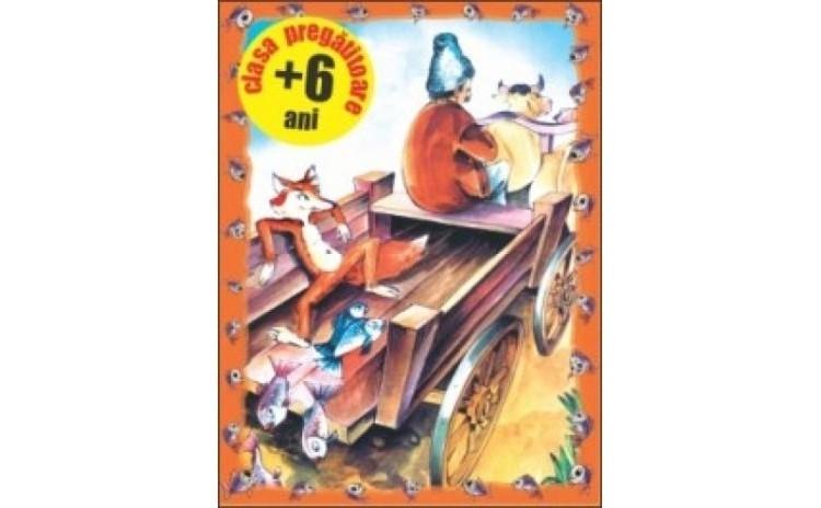 Ursul pacalit de vulpe - 12 planse, autor Ilustratii de: C...