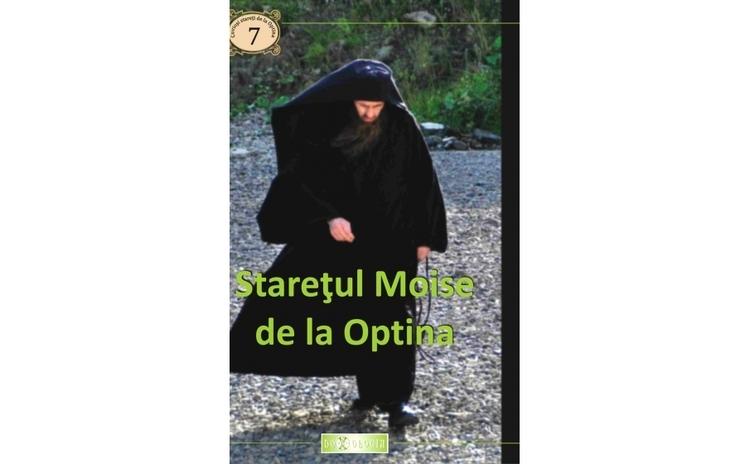 Starețul Moise de la Optina