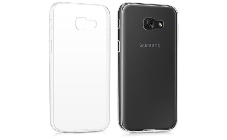 Husa Samsung A7 2017 G-CASE Transparent