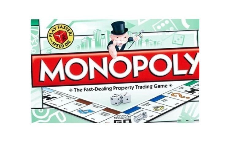 Joc Monopoly cu Tom &Jerry, Spiderman