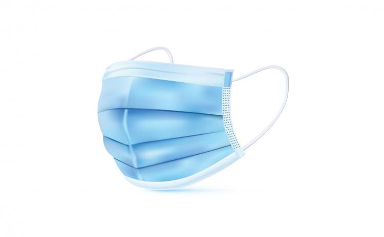 Set 50 Masti de protectie eficienta >95%