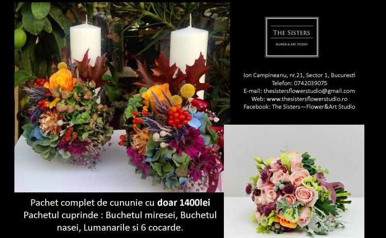 Florile nuntii tale